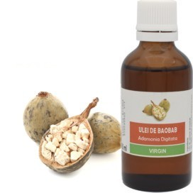 Ulei de Baobab virgin (30 ml)