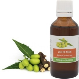 Ulei de Neem virgin BIO (50 ml)